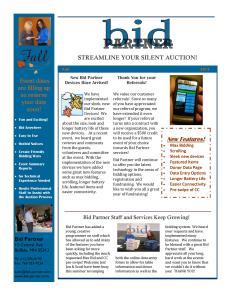 Bid Partner 2013 Fall newsletter 300